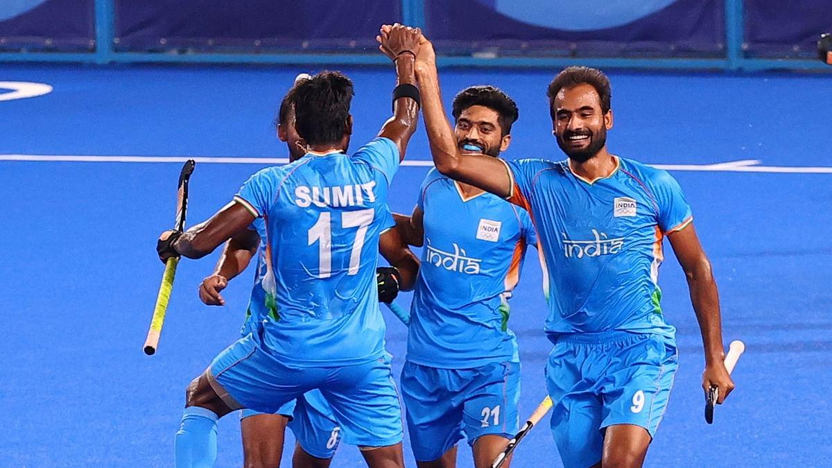 पदक का सूखा खत्म, चार दशकों बाद भारतीय पुरुष हॉकी टीम को ओलंपिक कांस्य पदक