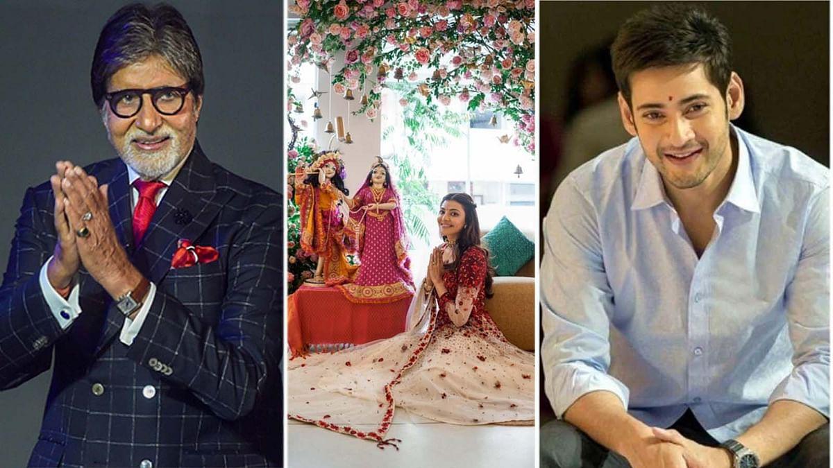 अमिताभ बच्चन से लेकर महेश बाबू तक इन सेलेब्स ने दी जन्माष्टमी की शुभकामनाएं