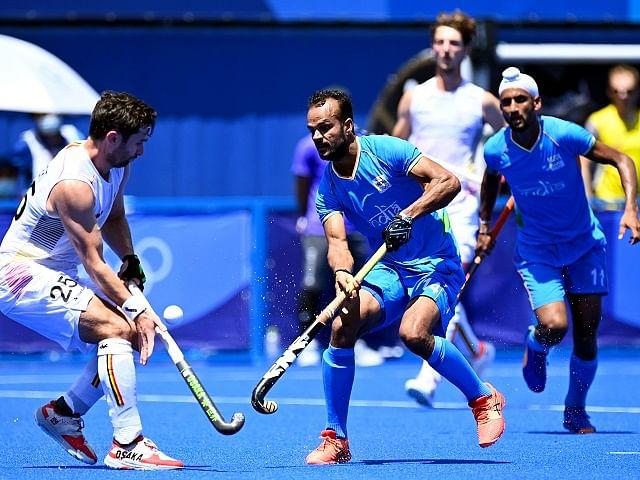 भारतीय हॉकी पुरुष टीम बेल्जियम से 2-5 से हारी, कांस्य पदक के लिए खेलेगी
