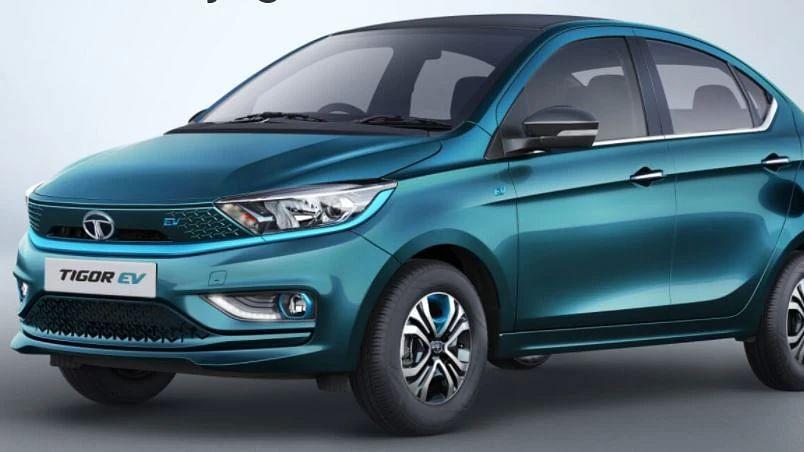 भारत में खत्म हुआ Tata Motors की 'Tigor EV' का इंतज़ार
