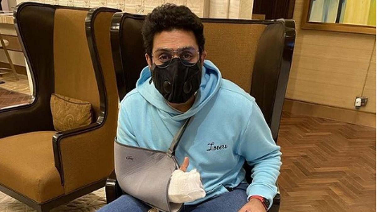 सर्जरी कराने के बाद शूटिंग पर लौटे अभिषेक बच्चन, पोस्ट शेयर कर फैंस को कहा- धन्यवाद