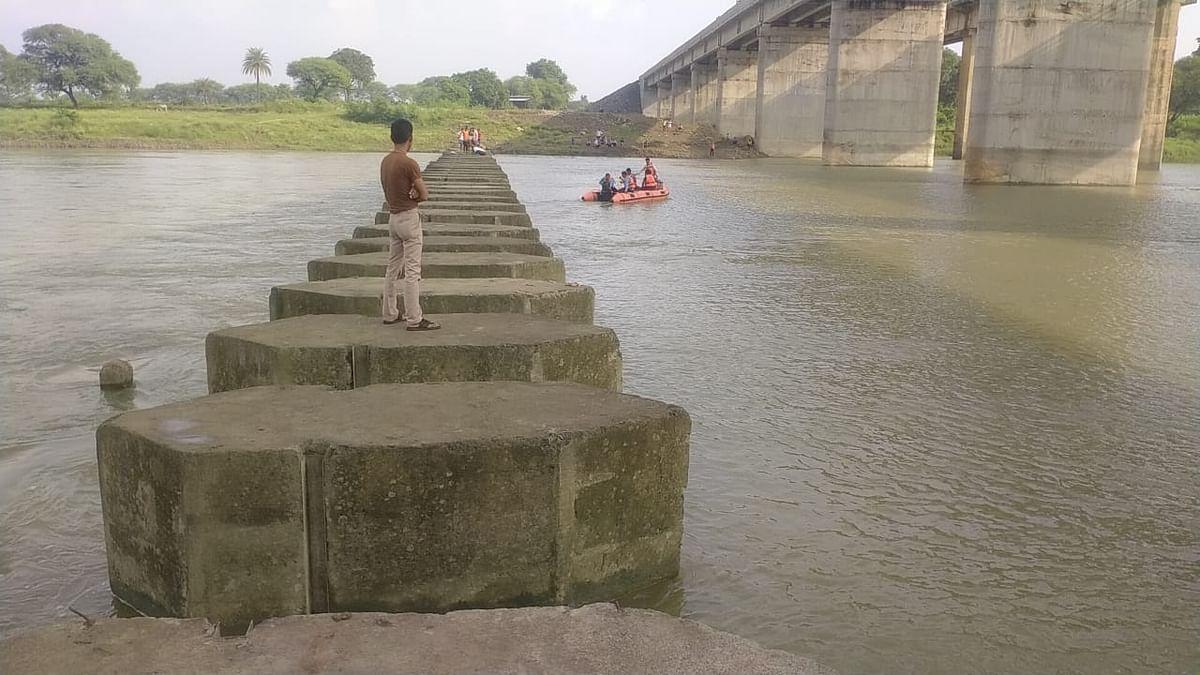 कुरावर : पार्वती पुल से युवक ने लगाई छलांग