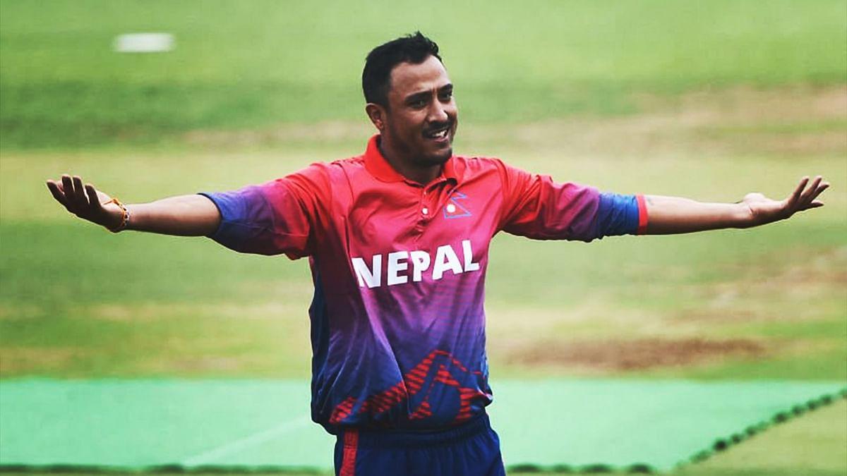 नेपाल के पूर्व कप्तान पारस खडका ने अंतरराष्ट्रीय क्रिकेट से लिया संन्यास