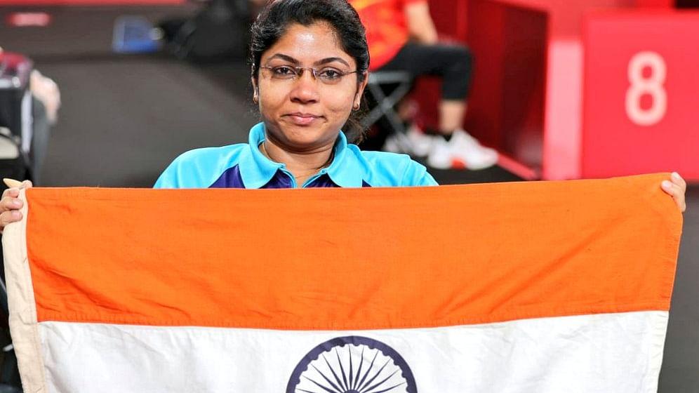 Tokyo Paralympics : भाविनाबेन पटेल ने टेबल टेनिस में जीता ऐतिहासिक रजत