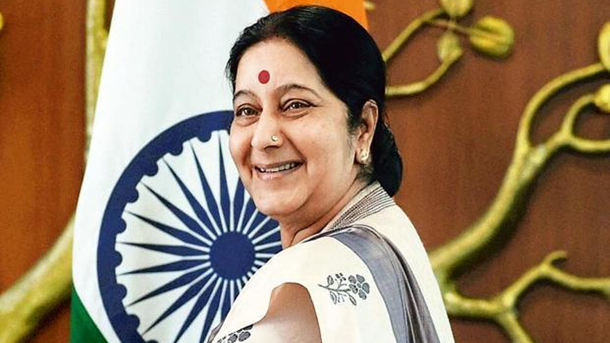 Sushma Swaraj की दूसरी पुण्यतिथि पर CM समेत इन नेताओं ने दी विनम्र श्रद्धांजलि