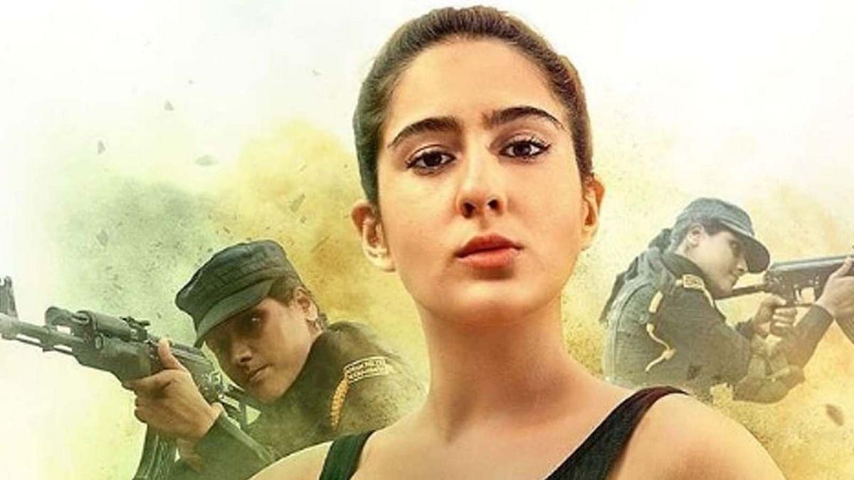 Mission Frontline में सारा अली खान आएंगी नजर, शेयर किया पोस्टर