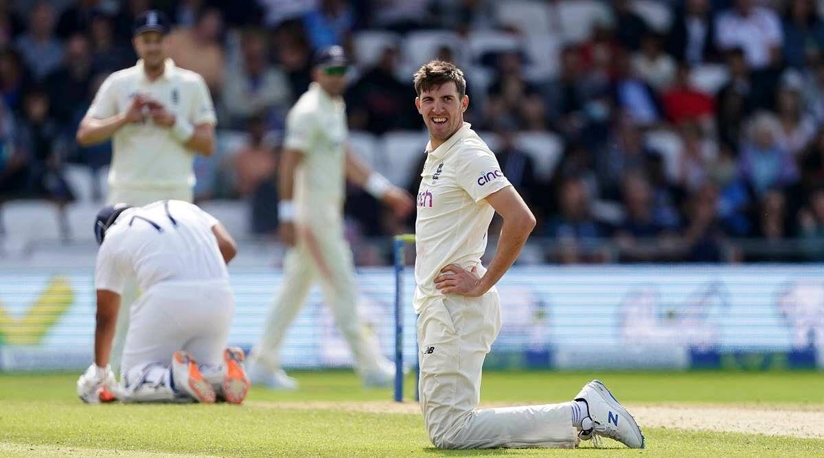 भारतीय टीम मात्र 78 रन पर ढेर, इंग्लैंड मजबूत