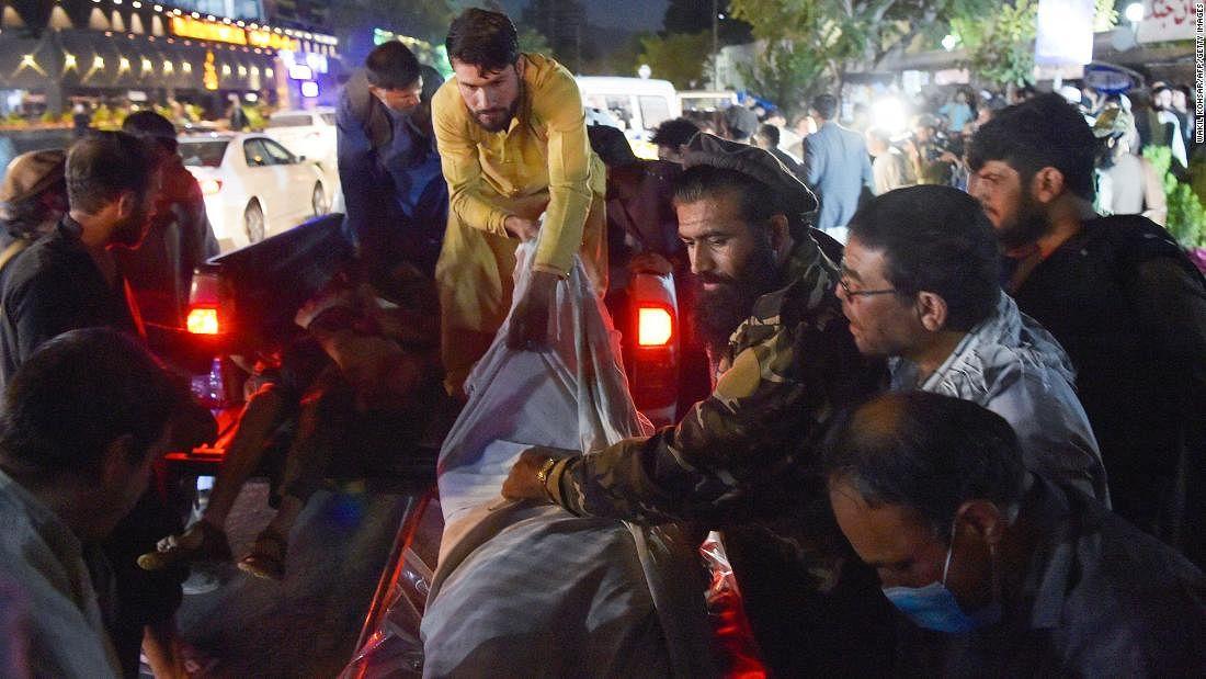 काबुल हवाई अड्डे के पास रॉकेट हमला, दो की मौत, तीन घायल