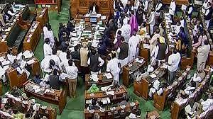 Parliament Monsoon Session: नहीं थम रहा हंगामा- दोनों सदन 9 अगस्त तक स्थगित