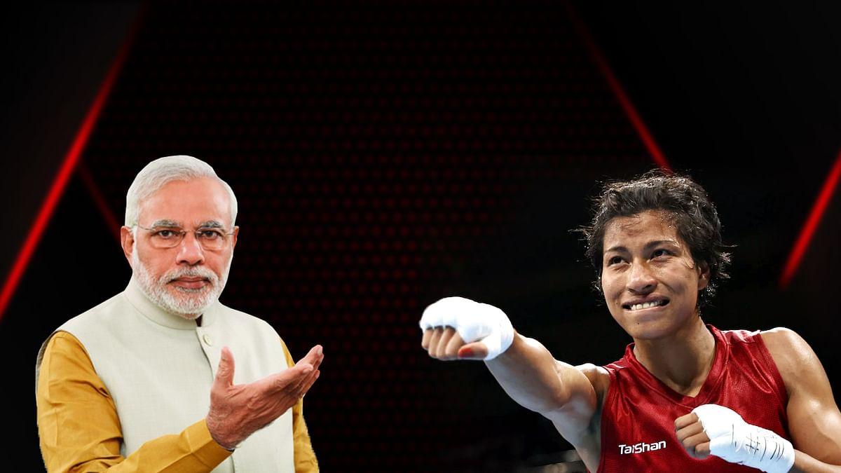 मोदी ने लवलीना बोरगोहेन को कांस्य पदक जीतने पर बधाई दी