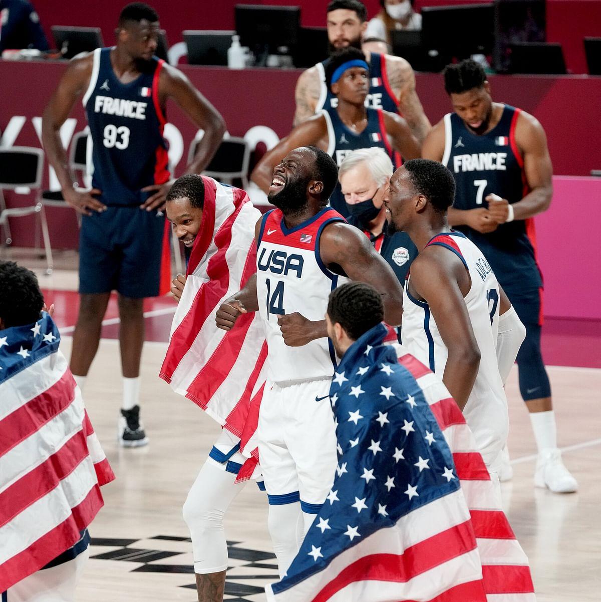 अमेरिका लगातार चौथी बार बास्केटबॉल में वहीं, नॉर्वे ने बीच वालीबॉल में जीता स्वर्ण