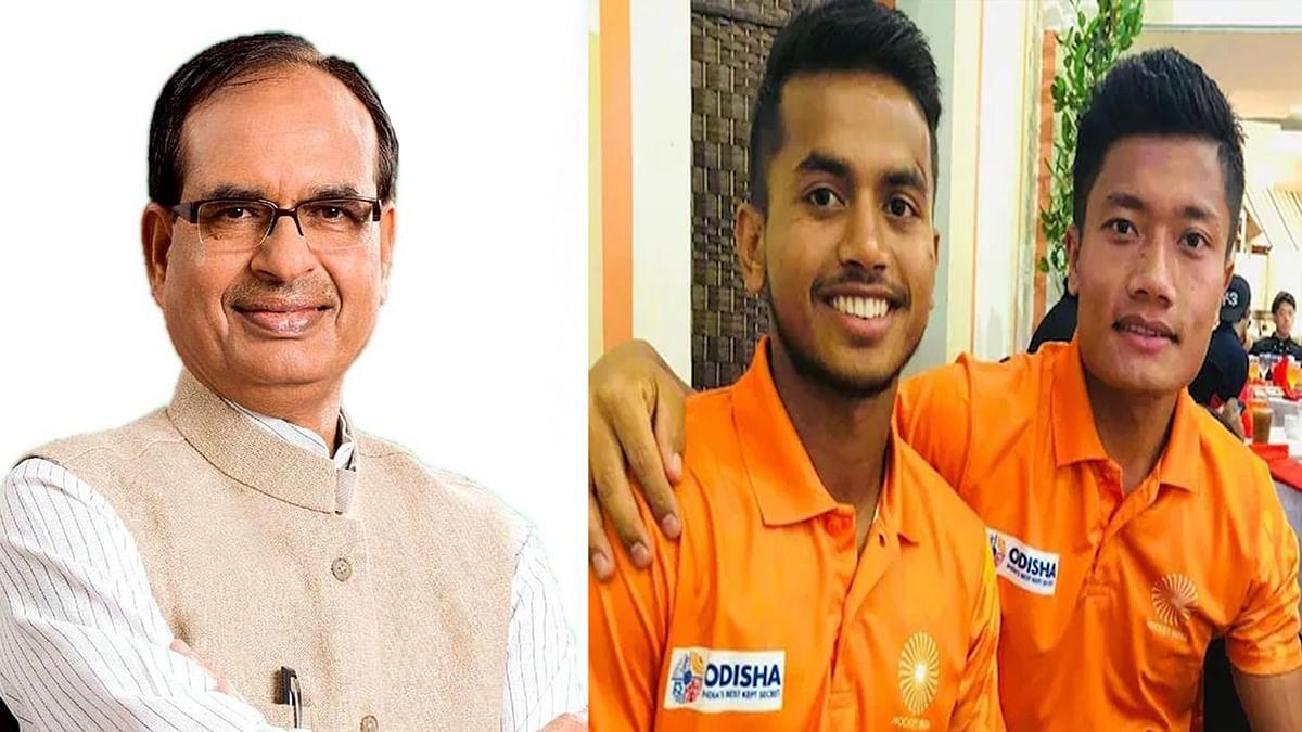 CM चौहान ने किया ऐलान- इन दो खिलाड़ियों को 1-1 करोड़ रुपए देगी MP सरकार