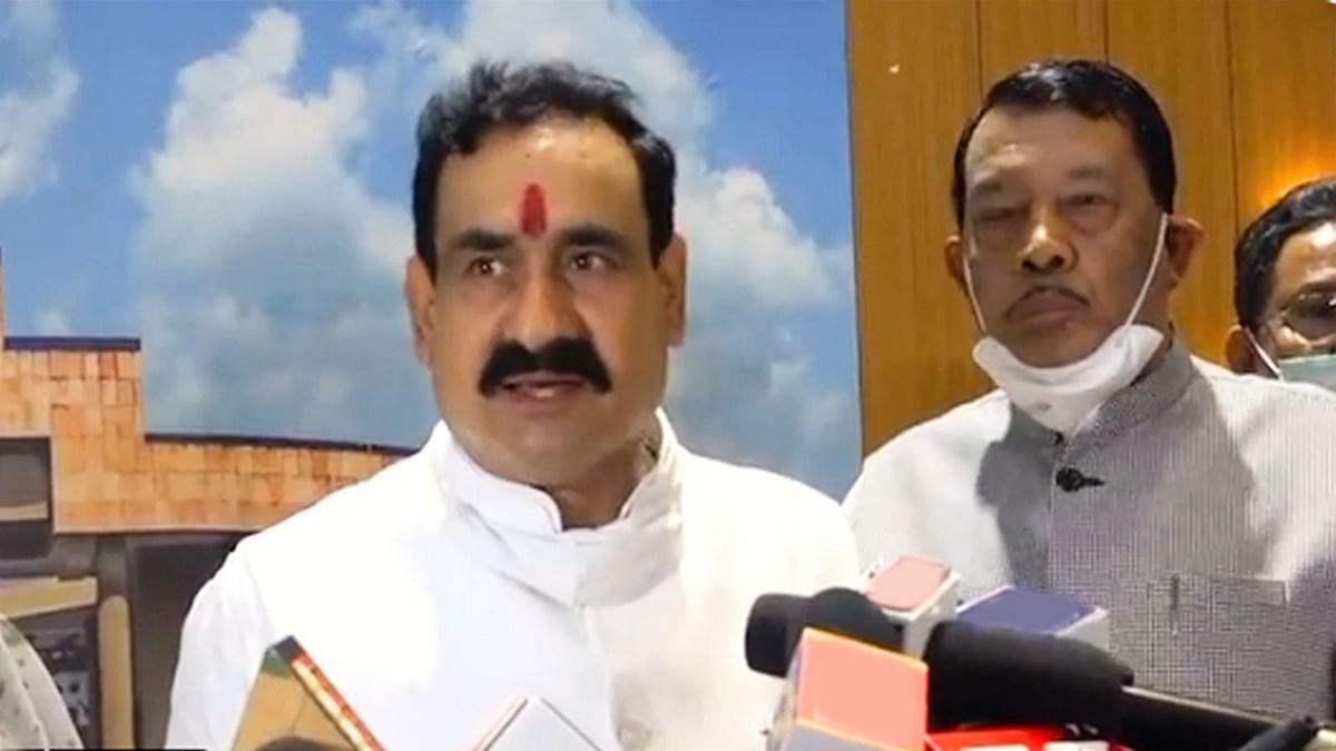 कांग्रेस ने श्रद्धांजलि के दौरान हंगामा कर संसदीय परंपराओं का किया अपमान: डॉ.मिश्रा