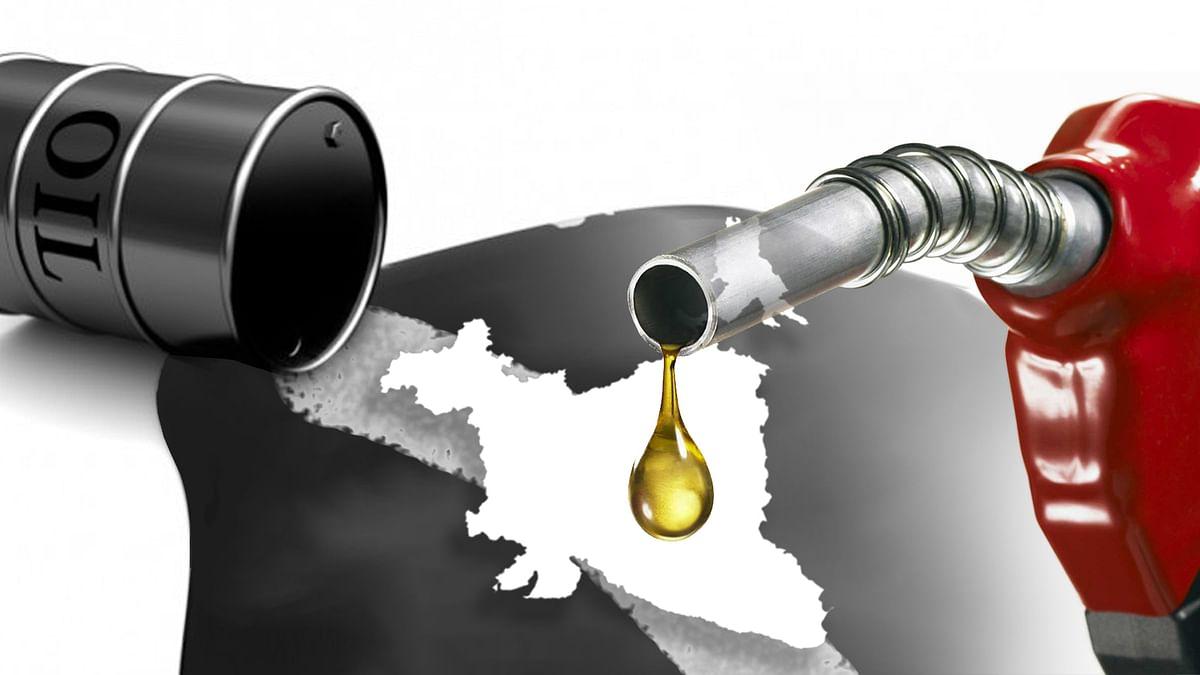 पेट्रोल डीजल में तेजी के बावजूद कीमतें स्थिर रहीं