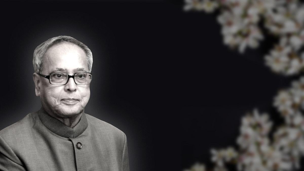 देश के पूर्व राष्ट्रपति प्रणब मुखर्जी की पुण्यतिथि पर MP के इन नेताओं ने दी श्रद्धांजलि