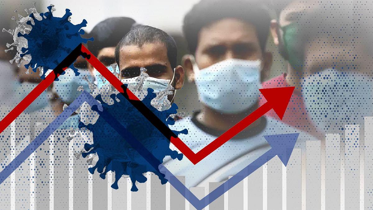 देश में वैक्सीनेशन के बीच कोरोना का कहर जारी-यह है पिछले 24 घंटे के मामलों का आंकड़ा