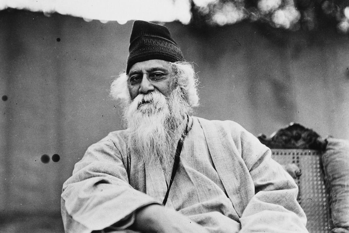 भारतीय राष्ट्रगान के रचयिता Rabindranath Tagore को तमाम नेताओं ने किया याद