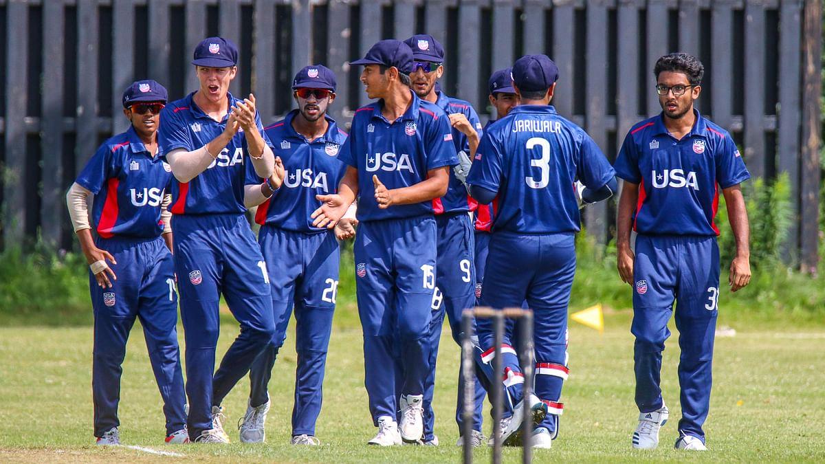 ओमान दौरे के लिए अमेरिकी टीम में चार अनकैप्ड खिलाड़ी
