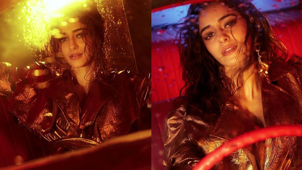 Ananya Pandey ने शेयर किया लेटेस्ट फोटोशूट, वायरल हुई तस्वीरें