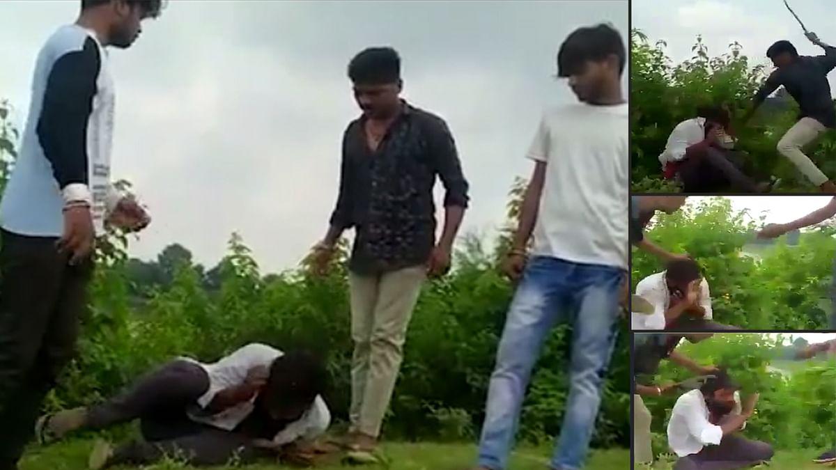 सतना में बदमाशों ने युवक को लात-घूसों से पीटा, दो आरोपी गिरफ्तार