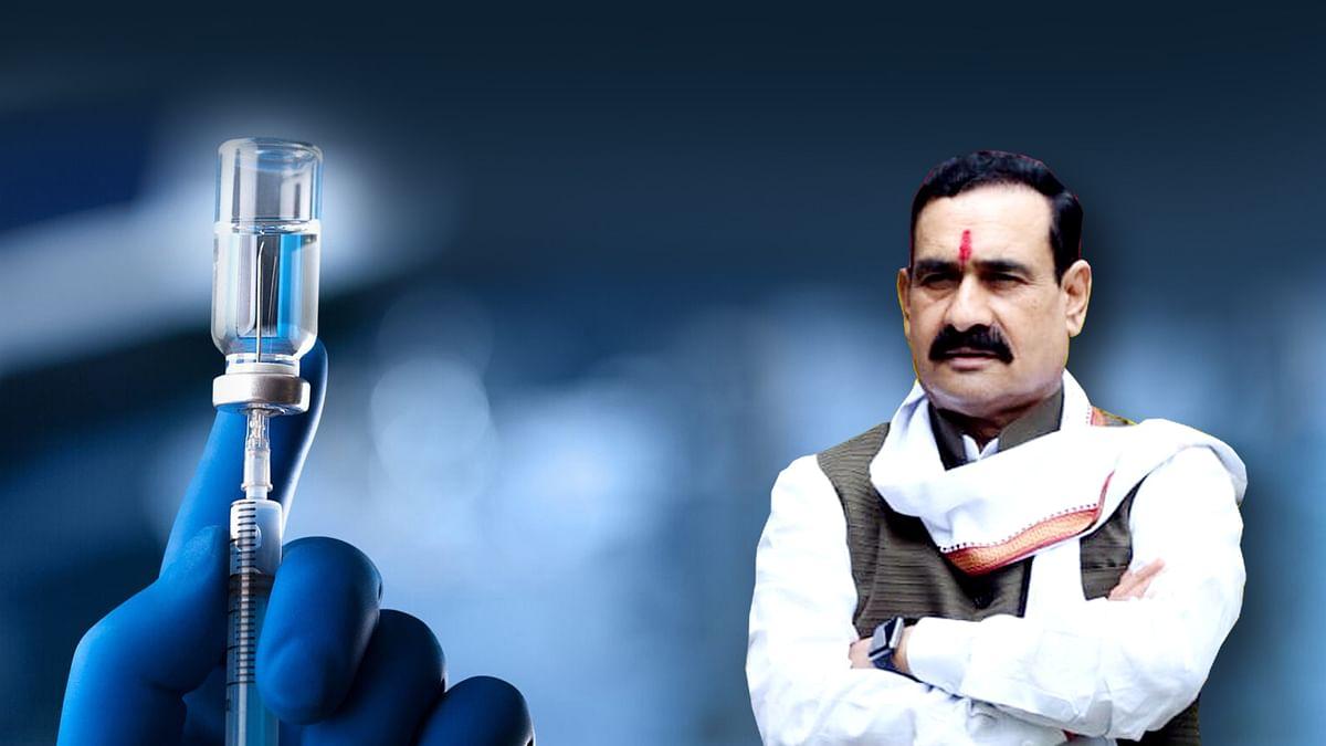 Indore अब बना 100% कोरोना टीकाकरण वाला शहर, नरोत्तम मिश्रा ने दी बधाई