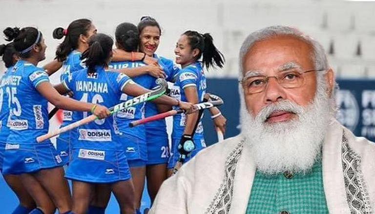मोदी ने रानी रामपाल से की बात, कहा उन्हें महिला हाकी खिलाड़ियों पर गर्व है