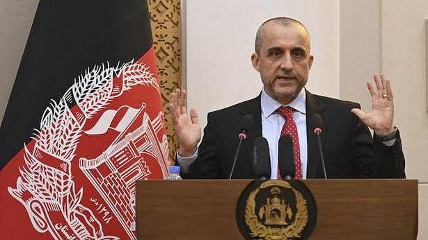 अमरुल्ला सालेह ने स्वयं को अफगानिस्तान का कार्यवाहक राष्ट्रपति घोषित किया