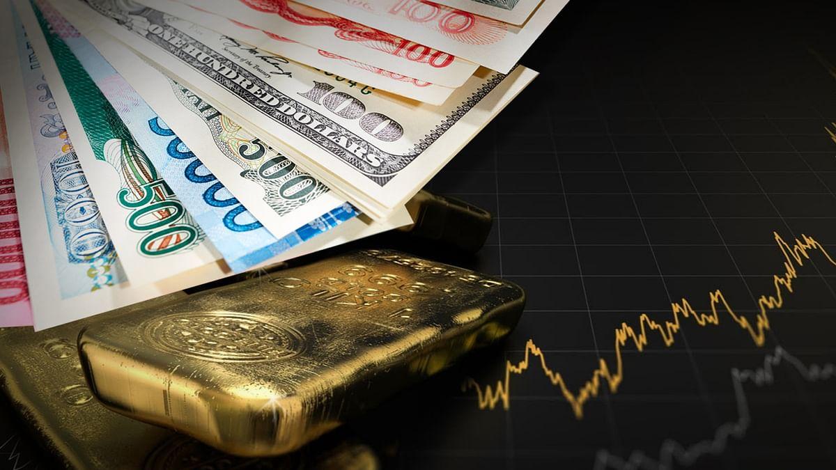 लगातार लुढ़क रहा देश का विदेशी मुद्रा भंडार, स्वर्ण भंडार में दर्ज हुई बढ़त