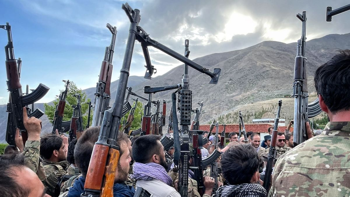 पंजशीर के विद्रोहियों ने तालिबान को दिया करारा झटका- मारे गए 300 तालिबानी