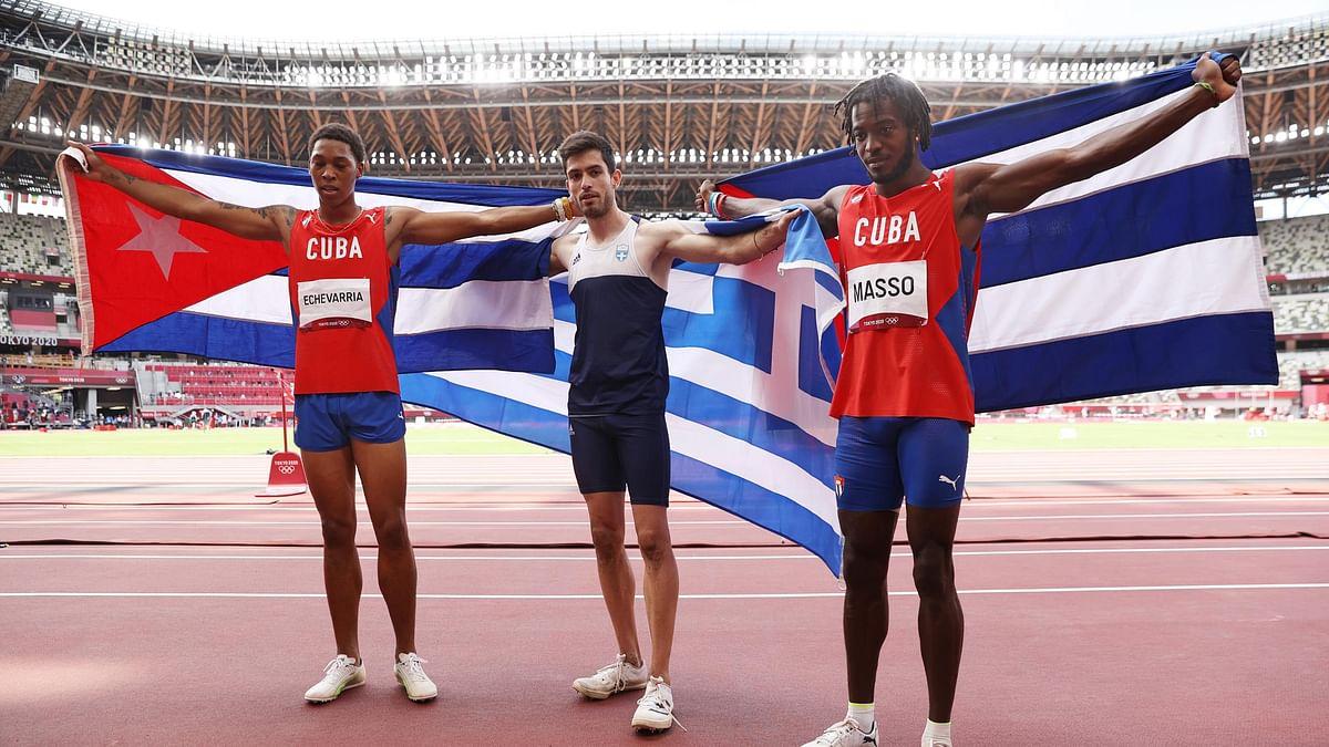 क्यूबा ने टोक्यो ओलंपिक में दो और स्वर्ण जीते