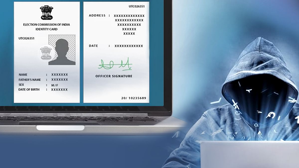 हैकरों ने निर्वाचन आयोग की वेबसाइट हैक कर बना डाले फर्जी वोटर आईडी कार्ड