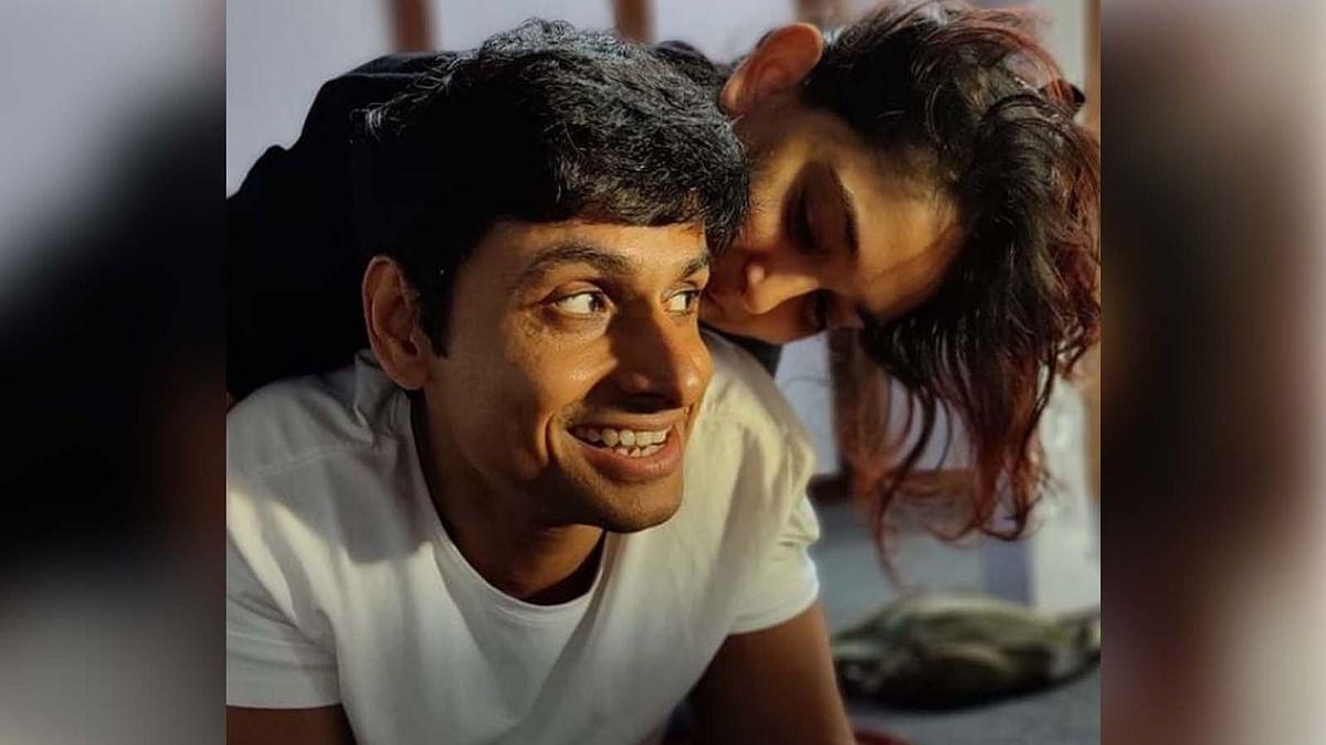 बॉयफ्रेंड नुपुर शिखरे संग रोमांटिक हुईं इरा खान, वायरल हुई तस्वीर