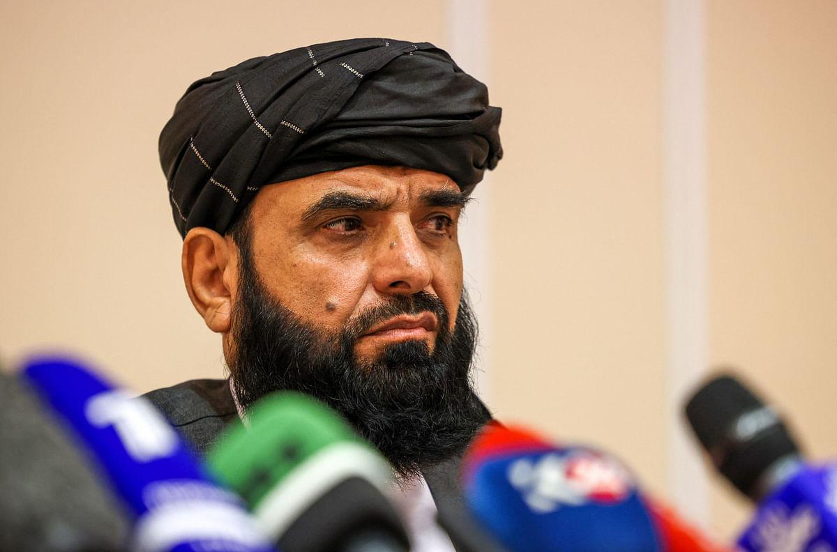 अमेरिका को 31 अगस्त के बाद अफगानिस्तान पर हमले का कोई हक नहीं : तालिबान