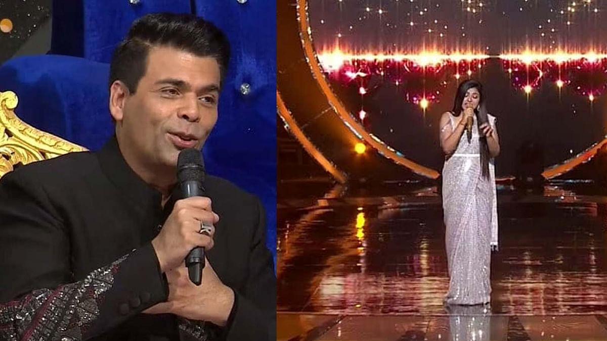Indian Idol 12 में पहुंचे करण जौहर, अरुणिता कांजीलाल को दिया ये बड़ा ऑफर