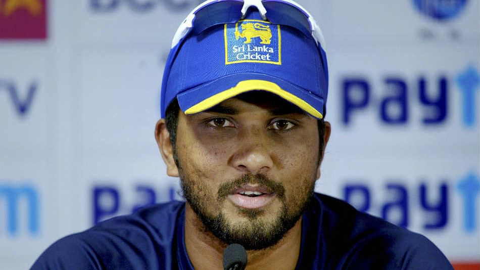 दक्षिण अफ्रीका के खिलाफ श्रृंखला के लिए दिनेश चांदीमल की श्रीलंकाई टीम में वापसी
