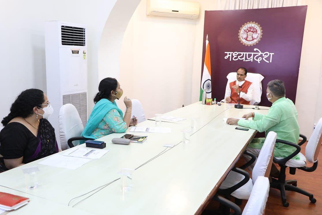 Bhopal : अब एक सितंबर से 6वीं से 12वीं तक की कक्षाएं होंगी शुरू
