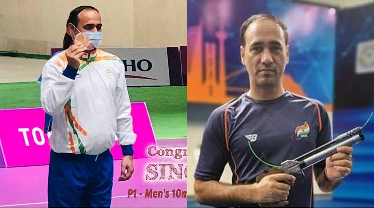 टोक्यो पैरालंपिक : भारत के सिंहराज अदाना ने निशानेबाजी में जीता कांस्य