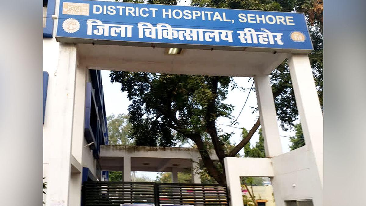 Sehore : जिला अस्पताल में हर माह लाखों रुपए का गड़बड़झाला