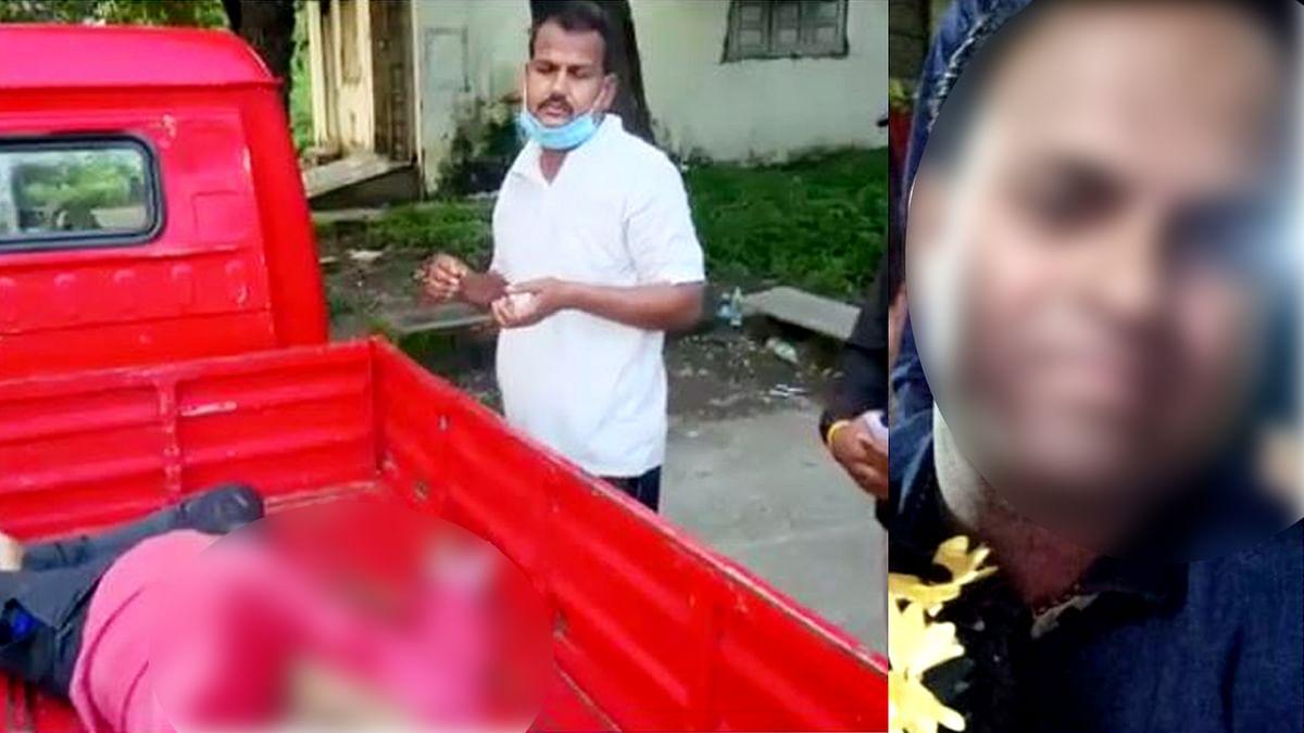 Indore: अज्ञात बदमाशों ने लूट के बाद की सब्जी व्यापारी की हत्या