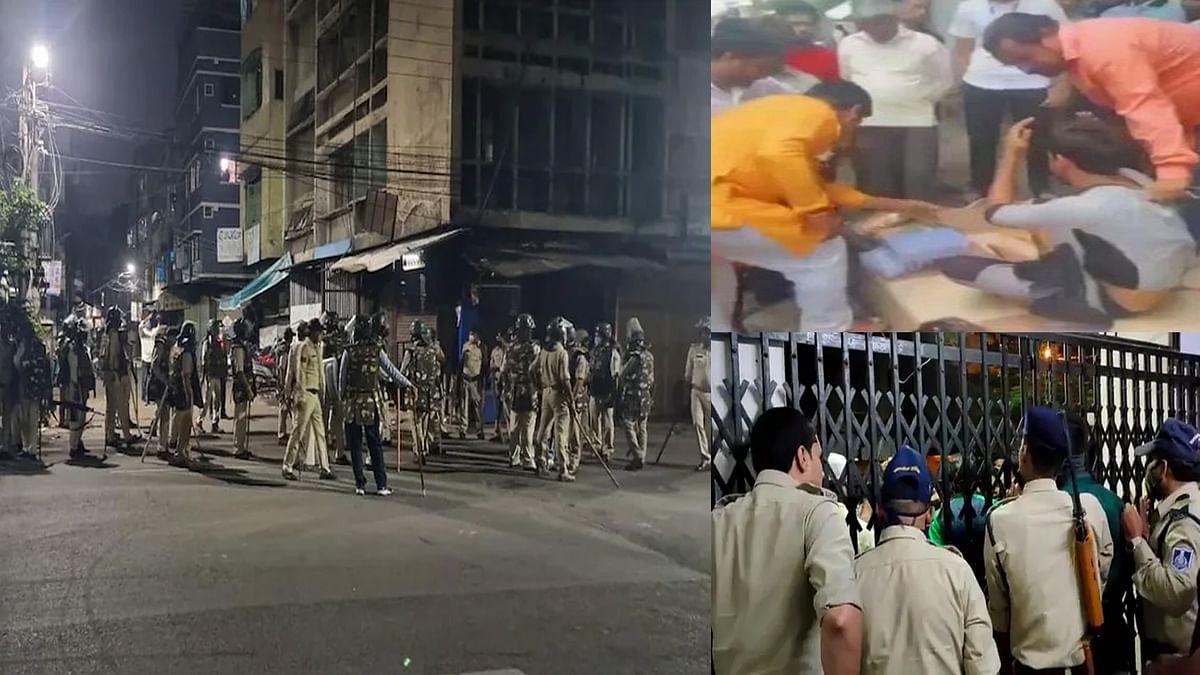 इंदौर में चूड़ी बेचने वाले युवक की पिटाई से फैला तनाव, पुलिस ने मामले में दर्ज की FIR
