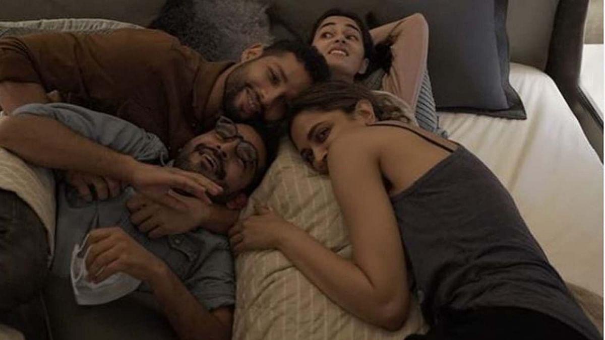 डायरेक्टर शकुन बत्रा की फिल्म की शूटिंग हुई पूरी, दीपिका पादुकोण ने शेयर किया पोस्ट