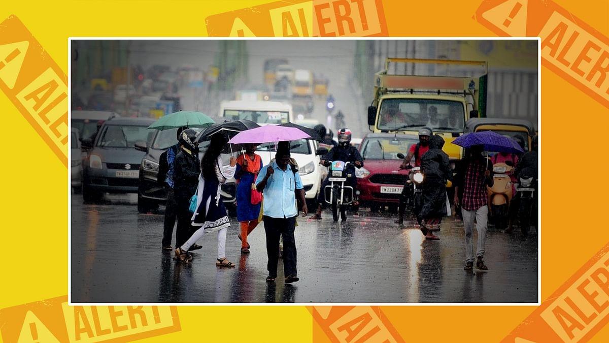 आज फिर मध्यप्रदेश के इन जिलों में Heavy Rain की चेतावनी, ऑरेंज अलर्ट और यलो अलर्ट जारी