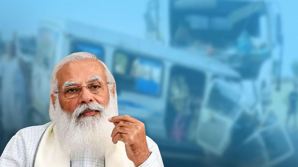राजस्थान के नागौर हादसे पर दुख जताते हुए PM मोदी ने PMNRF से अनुग्रह राशि की दी मंजूरी