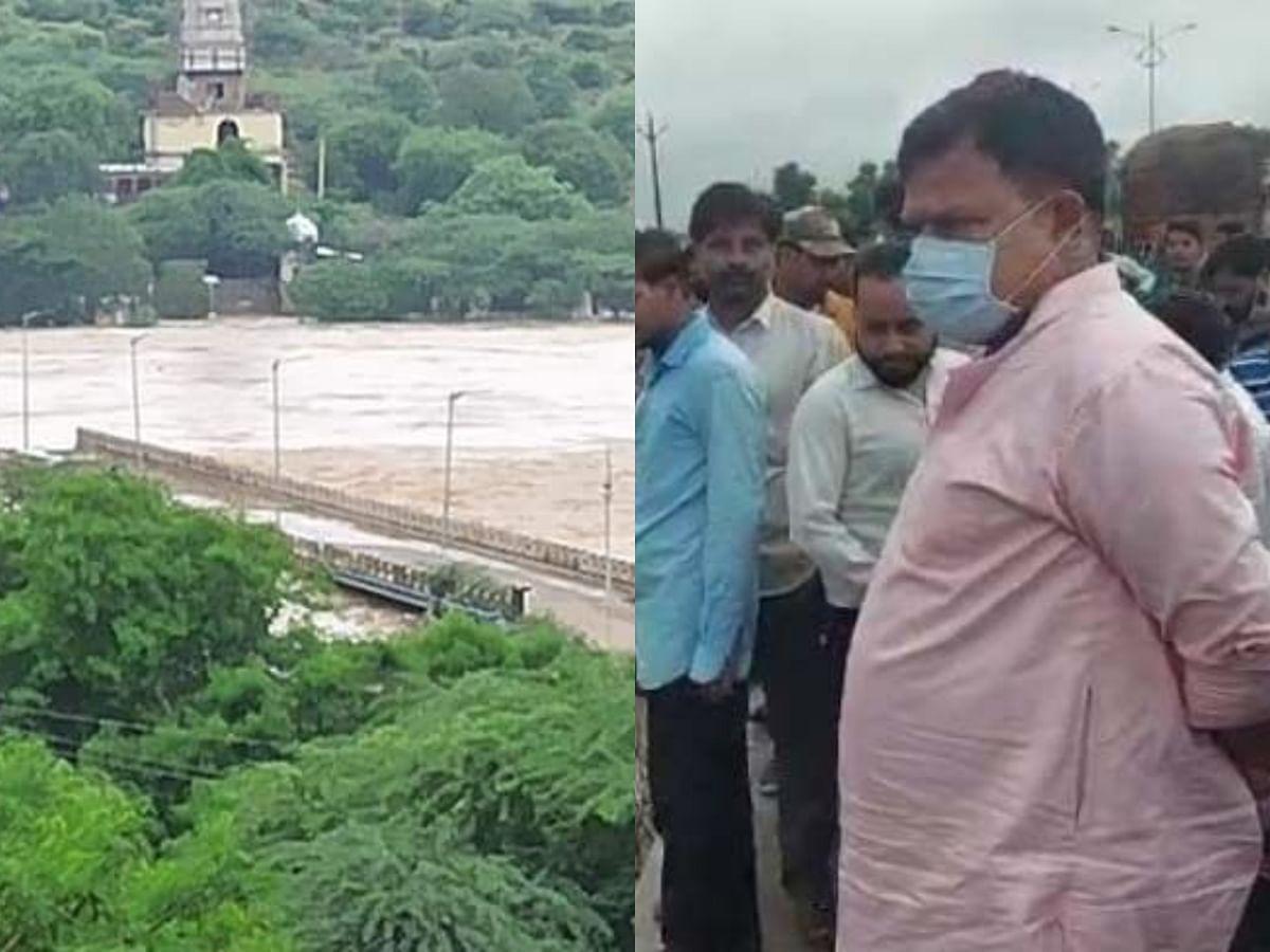 Gwalior : तीन पुल नदियों के तेज बहाव में बहे, क्या जिम्मेदारों पर होगी कार्यवाही