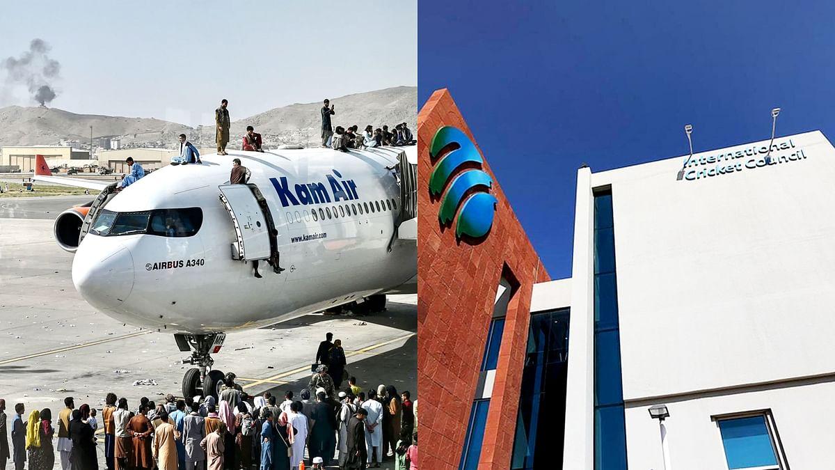 अफगानिस्तान में मौजूदा हालात पर आईसीसी की नजर