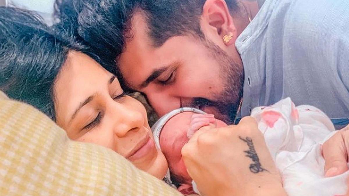 एक्ट्रेस किश्वर मर्चेंट ने बेटे को दिया जन्म, फोटो शेयर कर दी जानकारी