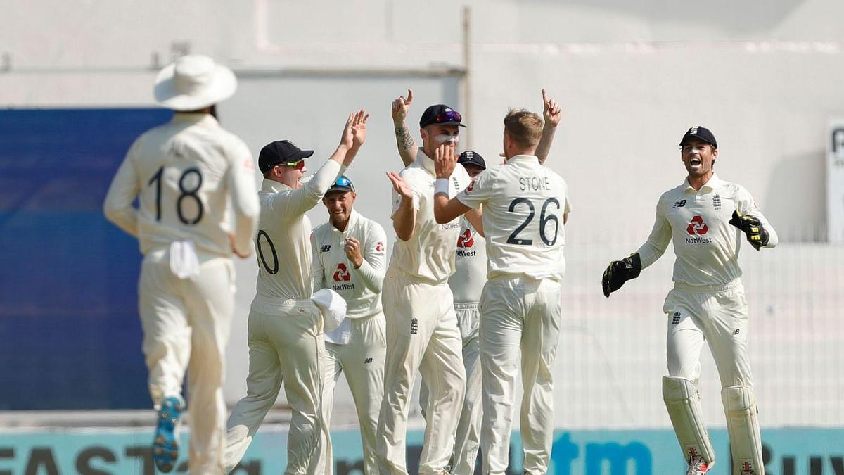 इंग्लैंड ने की सीरीज में बराबरी, भारतीय टीम को पारी और 76 रन से करारी शिकस्त दी