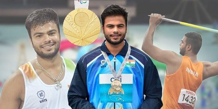 भारत के सुमित अंतिल ने भाला फेंक एफ64 स्पर्धा में स्वर्ण पदक जीता