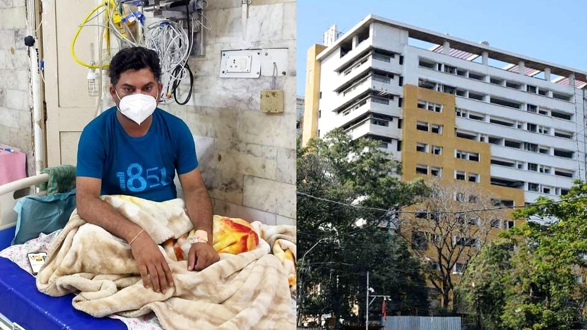कांग्रेस विधायक हीरालाल की बिगड़ी तबीयत, भोपाल के हमीदिया अस्पताल में भर्ती