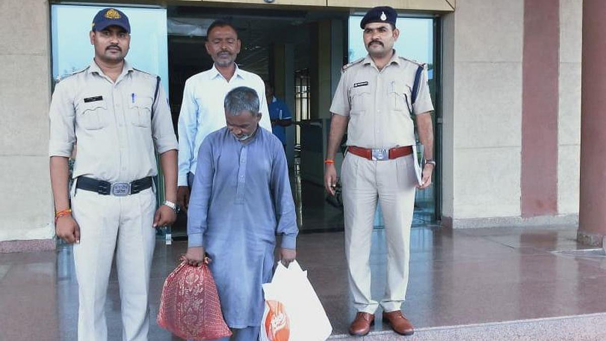 पाकिस्तान की जेल से रिहा, अटारी बॉर्डर से प्रहलाद की हुई वतन वापसी